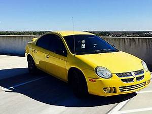 Dodge Neon Sxt Cars for sale