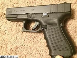 ARMSLIST - For Sale: Suppressor Ready Glock 19 Gen 4 ...