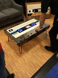 Casset Tape Coffee Table Woodworking Talk Woodworkers
