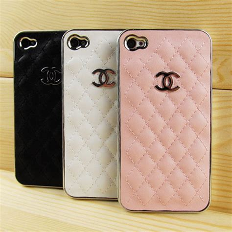 handmade chanel iphone 4 leather from orafic on etsy