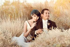 style me pretty shoot springs preserve in las vegas With las vegas mock wedding