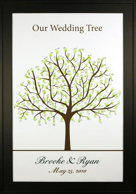 best 25 thumbprint tree wedding ideas only on wedding fingerprint tree