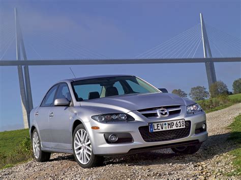 6 Mps Sedan 1st Generation 6 Mps Mazda Database