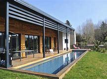 High quality images for maison contemporaine ossature bois prix ...