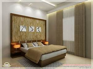 Beautiful interior design ideas - Kerala home design and
