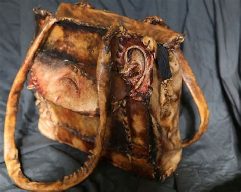 Ed Gein Human Lshade by A Backward Farmhand Collected Human Parts To Create