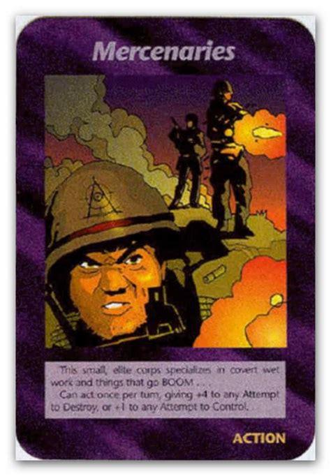 Illuminati Card Buy Illuminati Cards Mercenaries By Icu8124me On Deviantart