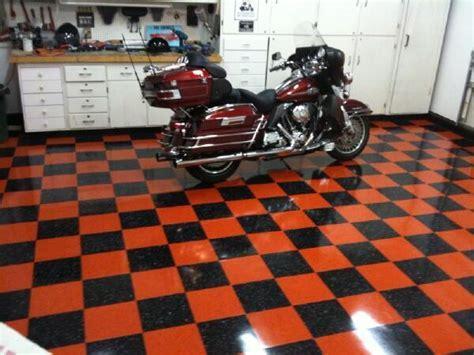 Armstrong VCT garage flooring   Mustang Forum   Mustang World