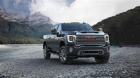 gmc sierra hd pickup truck revealed autoblog