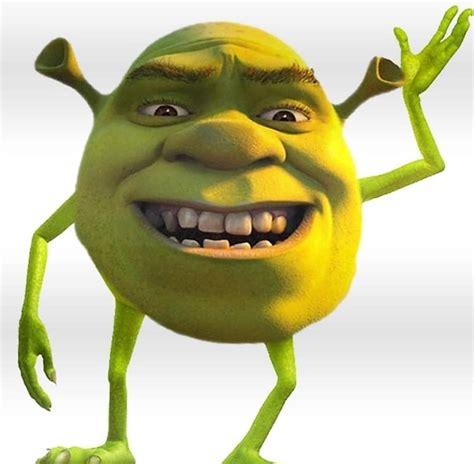 Cursed Shrek Cursedmemes