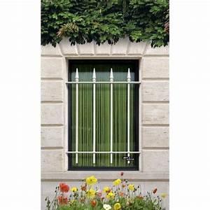 Barreau Securite Fenetre : grille de d fense pour fen tre s rie quercy haut 65 x ~ Premium-room.com Idées de Décoration