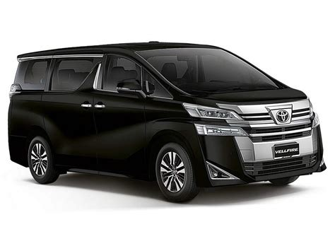 Upcoming Toyota Cars in India - Vellfire premium MPV to ...