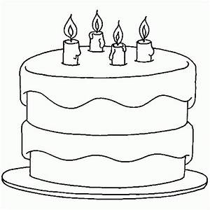 Dessin Gateau D Anniversaire : 15 dessins de coloriage gateau anniversaire imprimer ~ Louise-bijoux.com Idées de Décoration