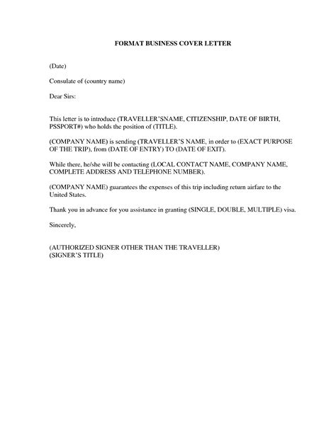 business cover letter template business plan cover letter sle cover letters