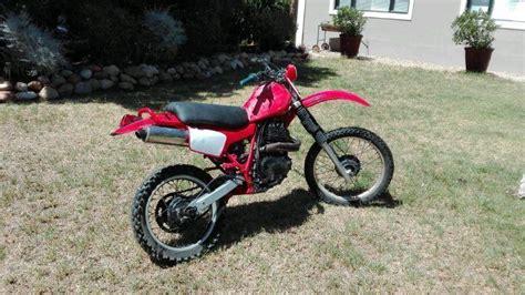 honda xr 500 brick7 motorcycle