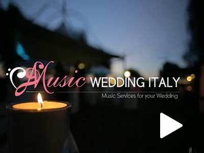 wedding italy musica da matrimonio  roma