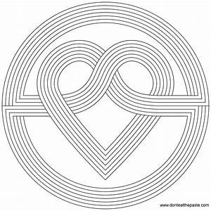 Hard Pattern Coloring Pages - AZ Coloring Pages