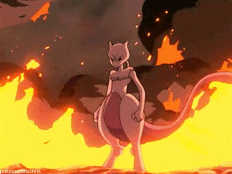 mewtwo  pokemon fire red
