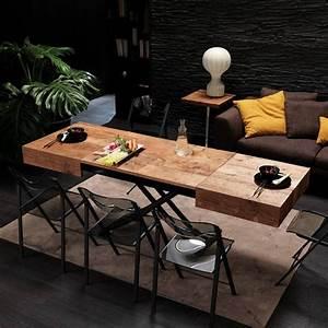 ozzio box legno t111 dining tables coffee tables With ozzio coffee table
