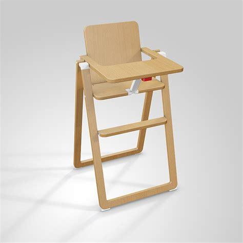 chaise haute babybjorn chaise haute supaflat naturel