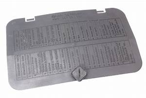 Fuse Diagram Door Trim Panel Vw Passat 95-97 B4