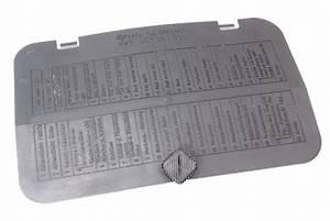 Fuse Diagram Door Trim Panel Vw Passat 95-97 B4