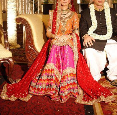 gharara   karachi weddings
