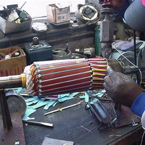 Electric Motor Repair Shop by Motor Repairs Center Island Electric