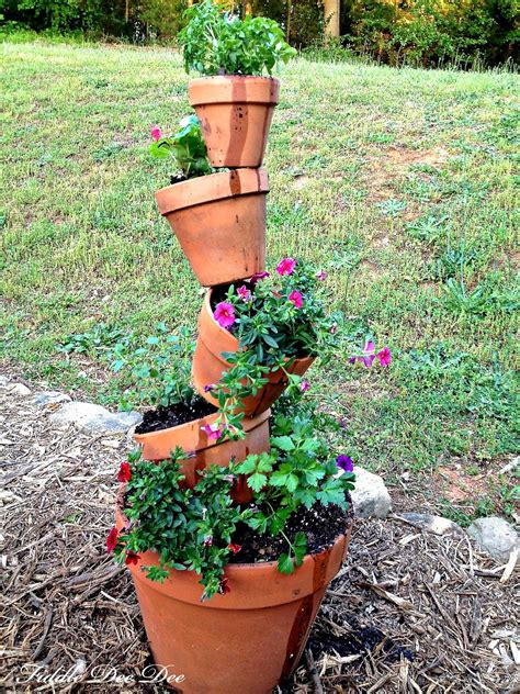 topsy turvy planter our topsy turvy garden planter fiddle by