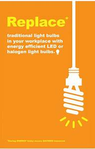 Chart On Electricity Save Energy Posters Poster Template