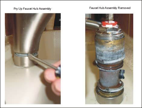 how to fix kohler kitchen faucet repairing kohler faucet