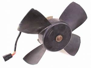 Electric Radiator Cooling Fan Vw Rabbit Jetta Scirocco