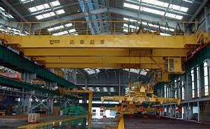 Qc Double Girder Electromagnetic Overhead Crane