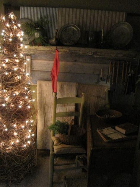 love this primitive christmas ideas pinterest
