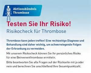 herzmuskelschwäche thrombophlebitis der tiefen und oberflächlichen venen