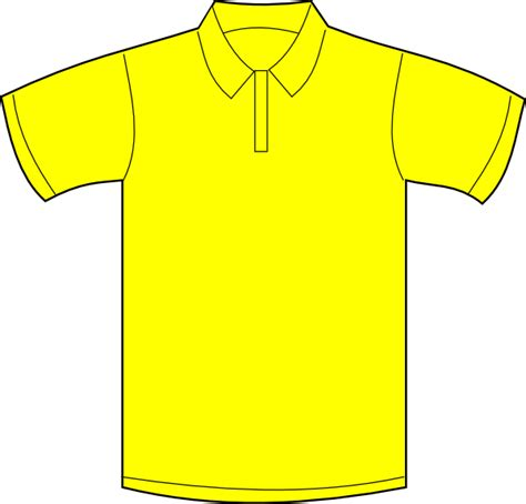 polo shirt white polo shirt clipart