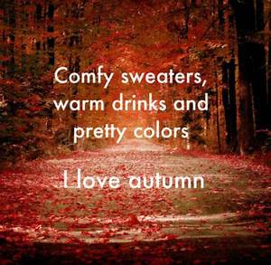 """""""Two sounds of autumn are unmistakable… the hurrying ..."""