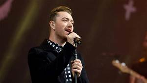 Sam Smith blows his cover: Spectre theme song confirmed