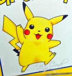 Happy Birthday Pikachu Pokemon