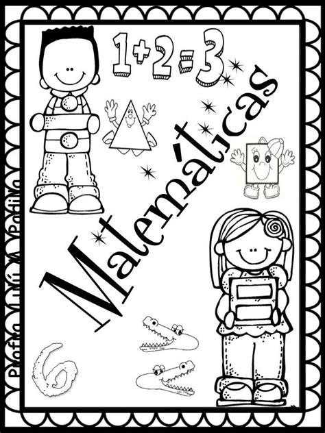 bonitas y fabulosas portadas de materias o asignaturas material educativo