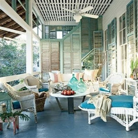 outdoor table ls for porches 39 cool sea and beach inspired patios digsdigs