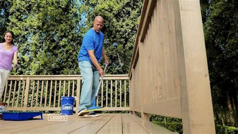 lowes home improvement tv spot patio ispottv