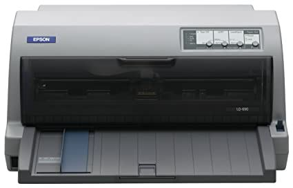 This flexible and compact printer can easily handle cut sheets, continuous paper, labels, envelopes and cards. EPSON LQ-690C DRIVERS DOWNLOAD (2019)