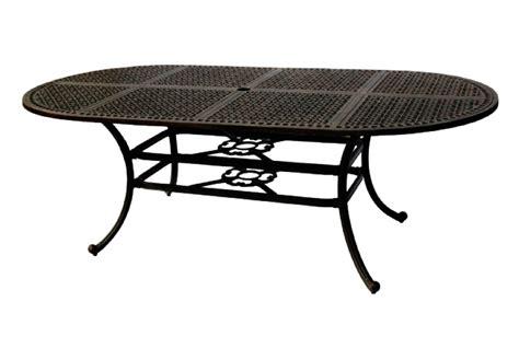 patio furniture dining set cast aluminum 7pc dwl florence