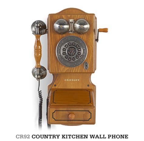 country kitchen wall phone crosley radio search 6172
