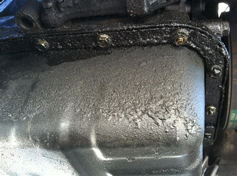 Boat Leaks Around Plug by How To Fix An Oil Pan Gasket Leak Bluedevil Products