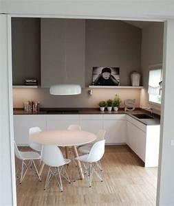 couleur peinture cuisine 66 idees fantastiques meuble With couleur taupe clair peinture 2 couleur peinture cuisine 66 idees fantastiques