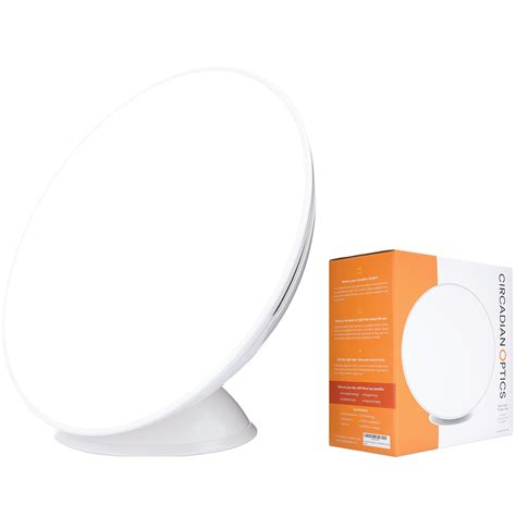 Amazon.com: Circadian Optics Lumos 2.0 Light Therapy Lamp