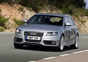 Audi A4 2008 : audi a4 avant review 2008 2015 parkers ~ Dallasstarsshop.com Idées de Décoration