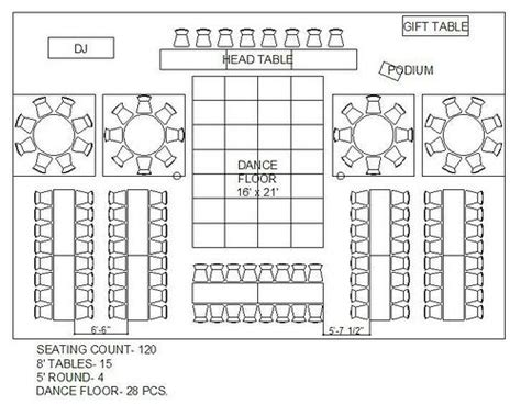 wedding reception layout rectangle and circle wedding reception floor plan maybe